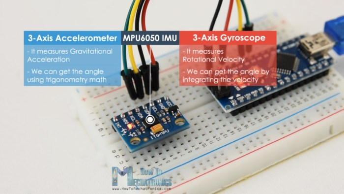 Arduino and MPU6050 Accelerometer and Gyroscope Tutorial | FutureLab3D