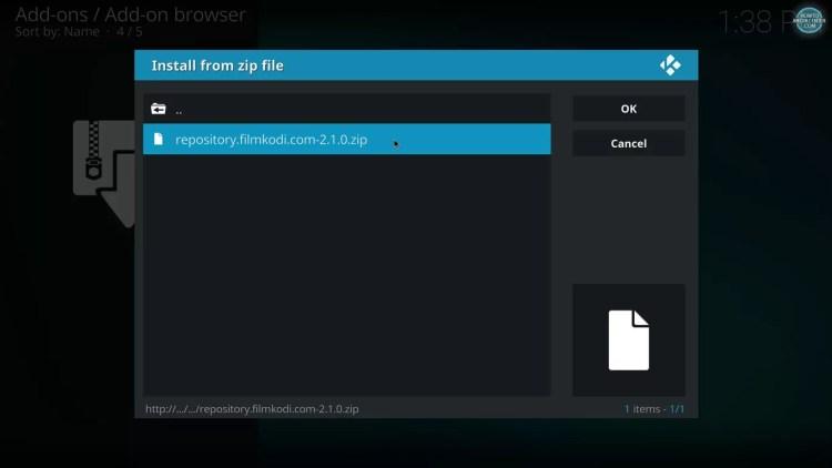 filmkodi repository zip file