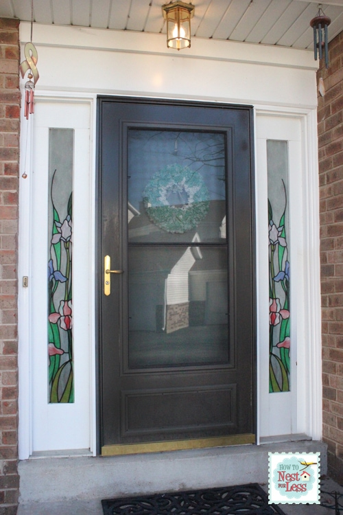Stained Glass Sidelight Window Clings How To Nest For Less