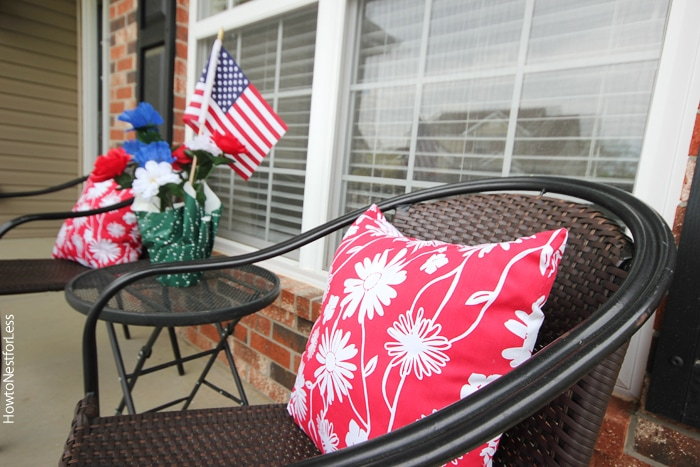 memorial day front porch makeover how