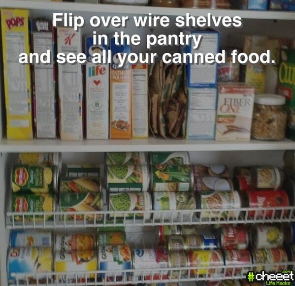 20 Organizing Life Hacks How To Nest For Less