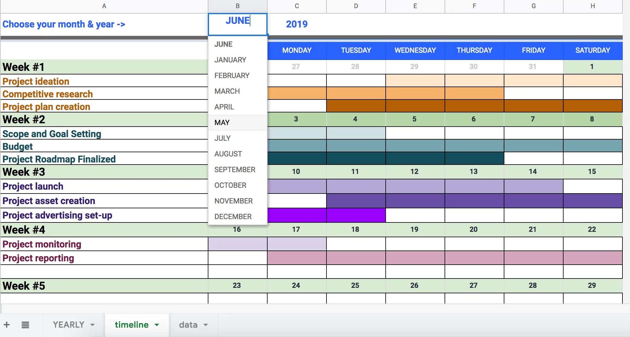 Learn about timeline graphics and how to make them in google docs, microsoft word, excel, google sheets, and powerpoint. How To Make A Timeline In Google Docs How To Now