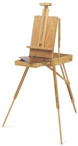 Jullian Original French Easel – French Easel, Full Box with Free Carry Bag