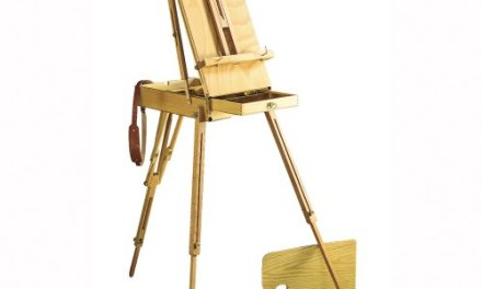 Winsor & Newton Windrush Sketch Box Easel, Full