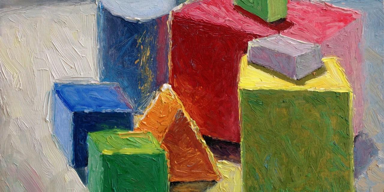 Color Block Studies How To Paint Plein Air