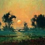 Sunrise, Sunset: Painting Ahead of the Sun
