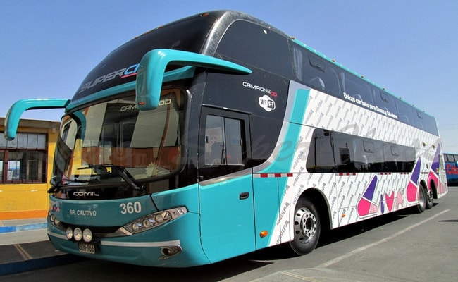 Best Bus Companies in Peru - Civa Bus
