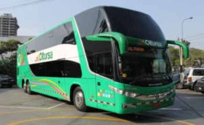 Best Bus Companies in Peru - Oltursa Bus