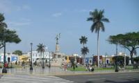 Plaza Trujillo Peru