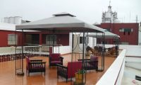 Trujillo Hotel Colonial rooftop accommodation