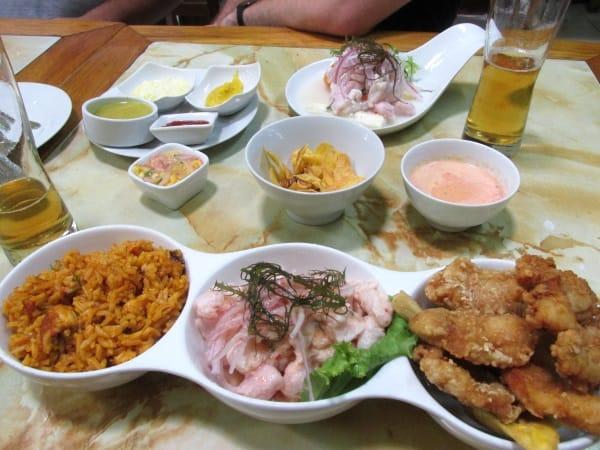Coma & Punto Restaurante Cebicheria Iquitos