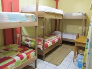 Superb green track hostel iquitos peru