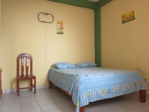 Single room in El Colibri