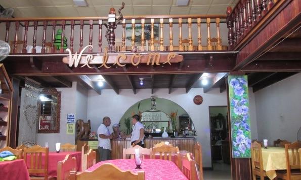 La Mishquina Restaurant in Iquitos