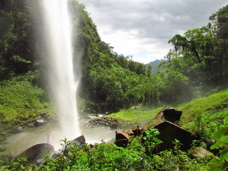 Yumbilla Waterfall, Peru