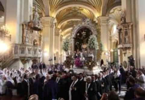 Peru in 2017 - Señor de los Milagros