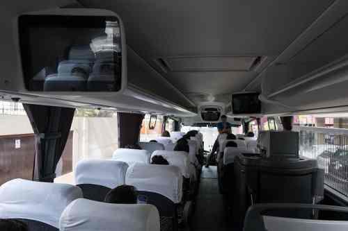 Airport Express Lima Seats