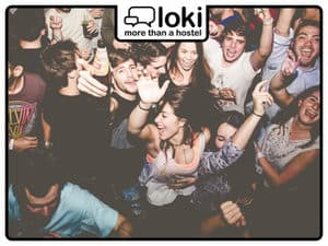 Party Hostel Cusco - Loki Logo