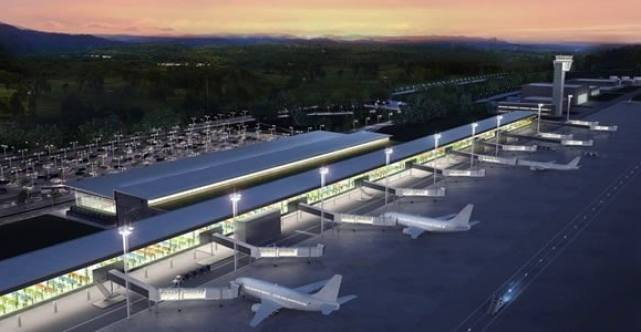Cusco Airport Guide - 3D image of future Chinchero airport