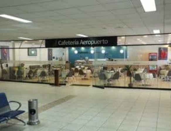 Cusco Airport Guide - Cusco airport restaurant