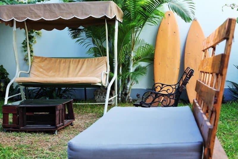 Best Hostels Lima - Condors House Hostel Garden