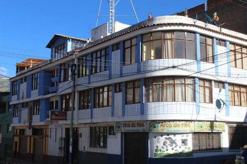 Big Mountain Hostels Huaraz Peru
