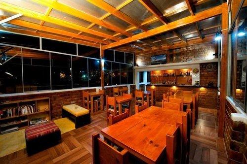 El Jacal Hostel in Huaraz Peru