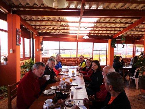 Hatun Wasi Hostel in Huaraz Peru