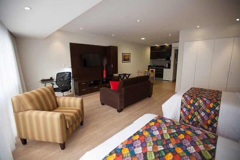 2W Apartments Hotels in Lima Peru