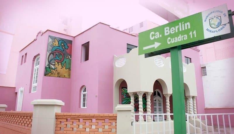 Backpackers Club Hostel in Lima Peru