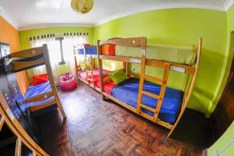 Dragonfly Hostel in Lima Peru