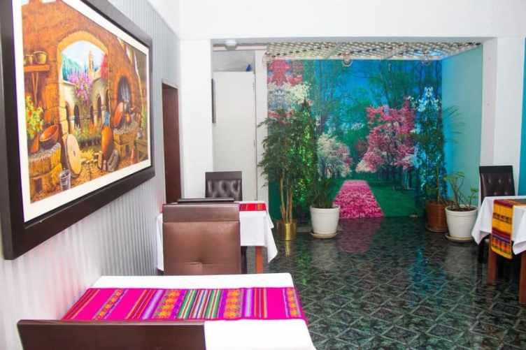 Inti Killa Hostel in Lima Peru