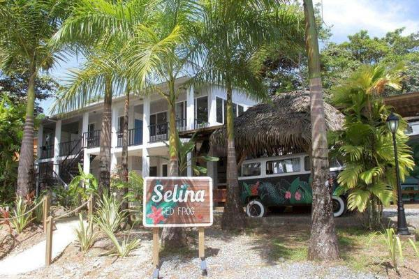 View of Selina Hostels Red Frog Location