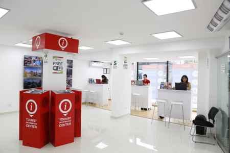 Visit the Lima Tourist Information Center in Miraflores