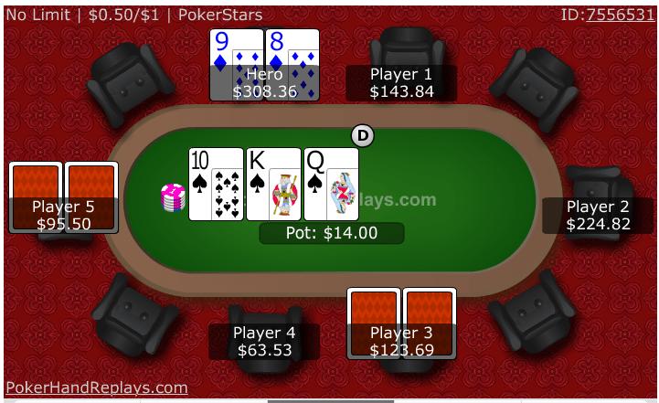 Postflop poker strategy 3
