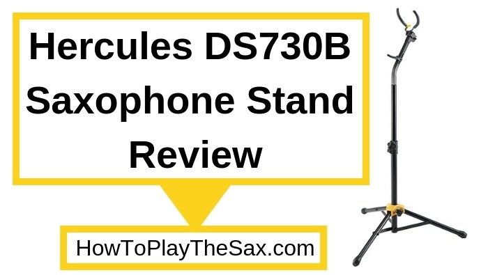 Hercules DS730B Saxophone Stand Review