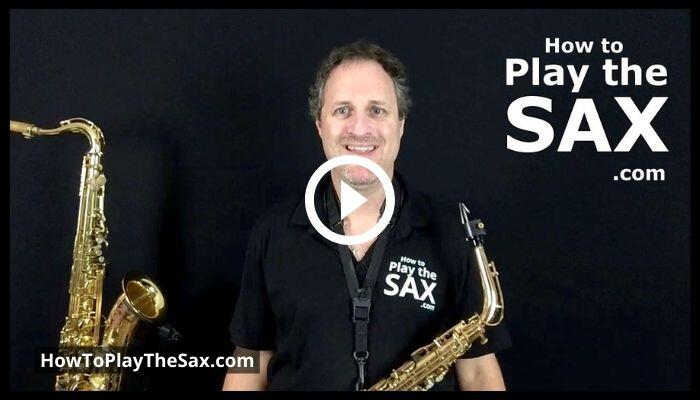 Saxophone Lessons at HowToPlayTheSax.com