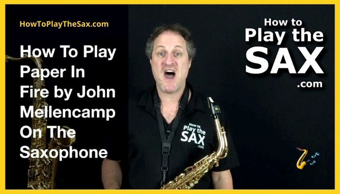 Paper In Fire Saxophone Lessons