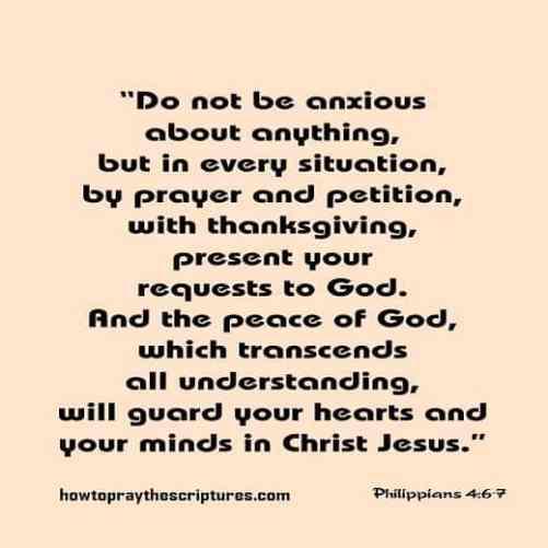 scriptures about encouragement