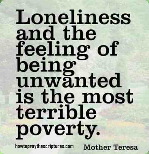 Loneliness inspirational quotes
