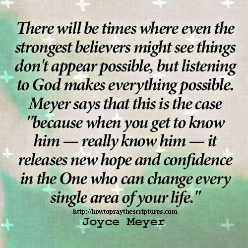 Joyce Meyer Quotes 10 Inspiring Quotes