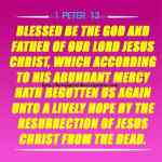 Blessed Be The God And Father 1 Peter 1-3