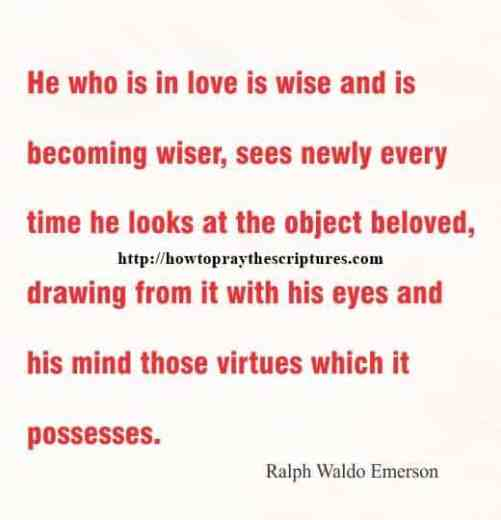 Ralph Waldo Emerson Quotes For Today