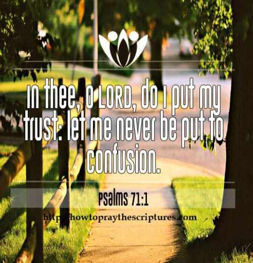 Put Your Trust In God Put Your Trust In God
