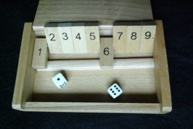 Shut The Box Game In Play 2