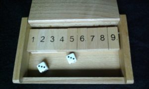 Shut The Box Game In Play 3