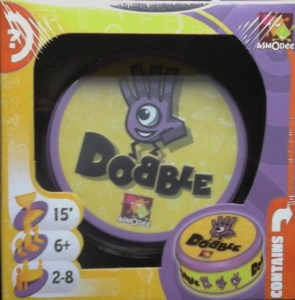 A set of Dobble cards