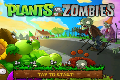 Plants vs Zombies Screen Shot 1