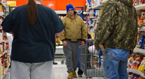 obesity in texas