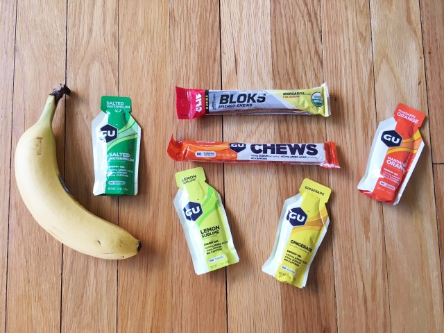 First Marathon Tips - Fueling Plan